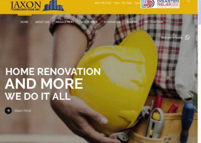 www.jaxonconstruction.com