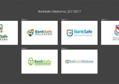 BankSafe Oklahoma logo