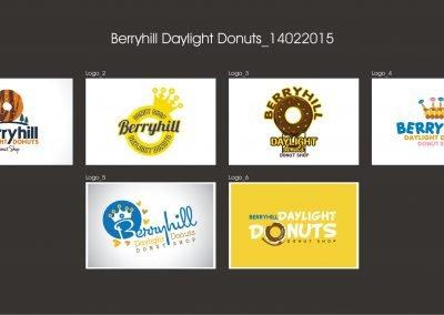 Berryhill Daylight Donuts_logo