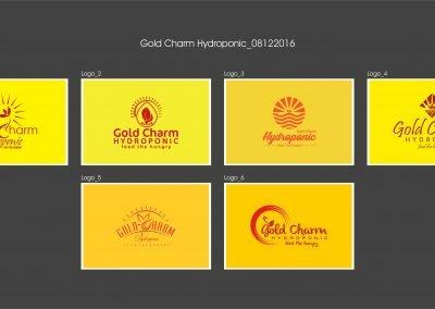 Gold Charm Hydroponic_logo