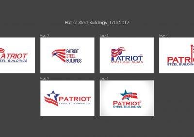 Patriot Steel Buildings_logo