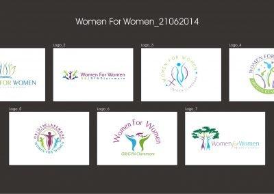 Women For Women Logo Project