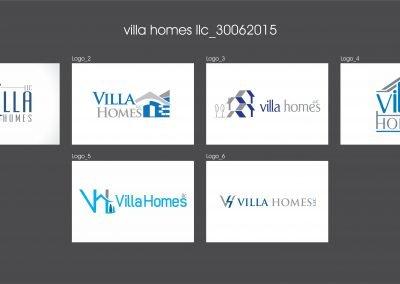 villa homes llc_logo